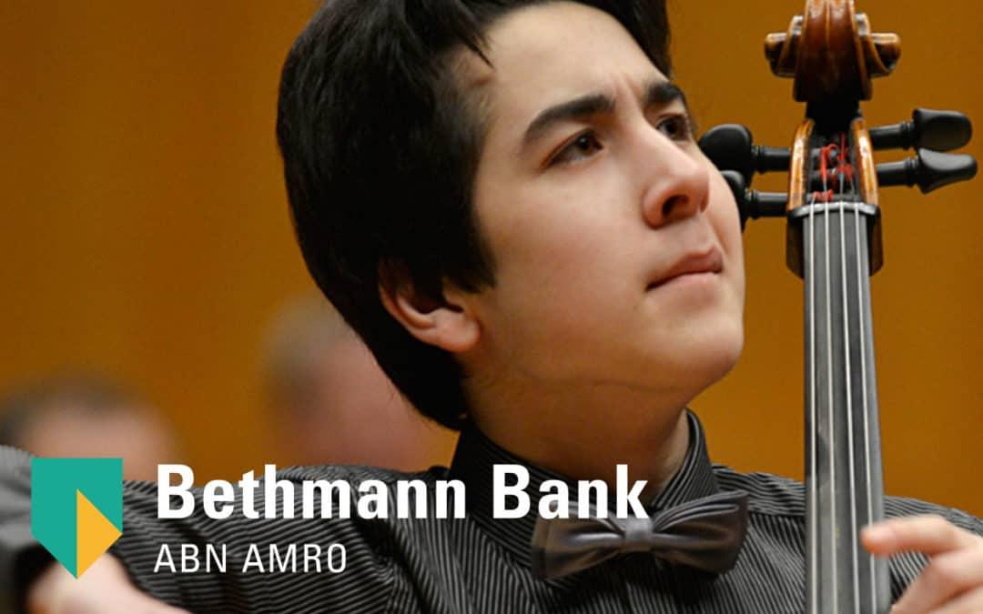 Bethmann Bank engagiert….