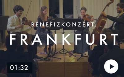 Film Benefizkonzert Holzhausen-Schlösschen Frankfurt