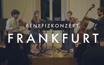 Benefizkonzert Holzhausen-Schlösschen Frankfurt 2018