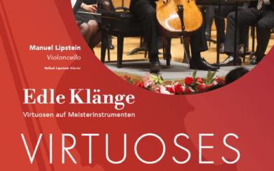 """Virtuoses Violoncello"" – Sonntag, 02.12.2018 Konzert in Langen"