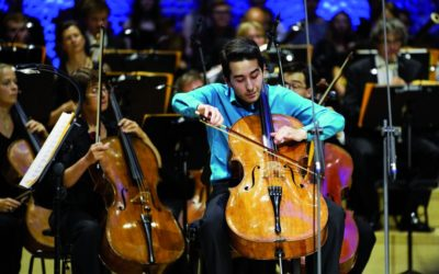 Portrait eines Musikers: Manuel Lipstein